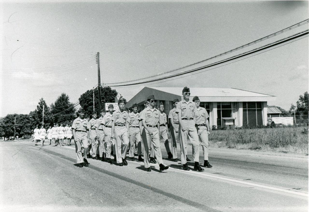 RG Police_1970s Parade002