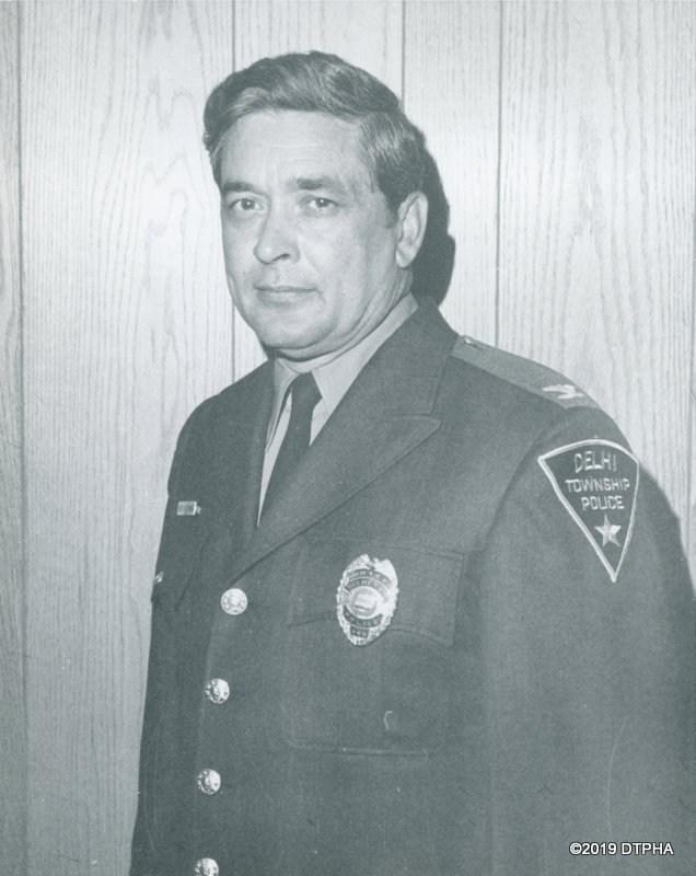 Police Chief HowardMakin