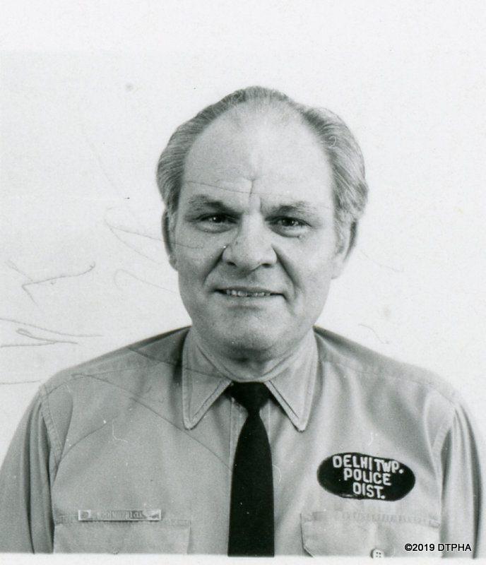 Police Clerk Bill DiMimugio