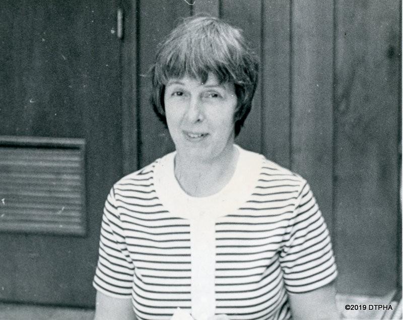 Police Clerk Irma Fowler